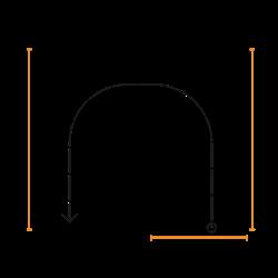 U-vänster